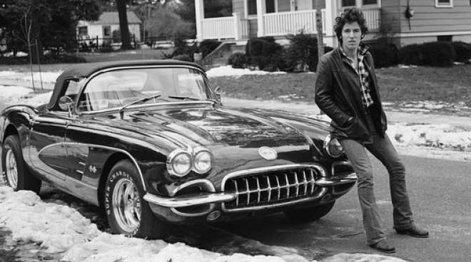 Further up the Road: Bruce Springsteen negli scatti di Frank Stefanko