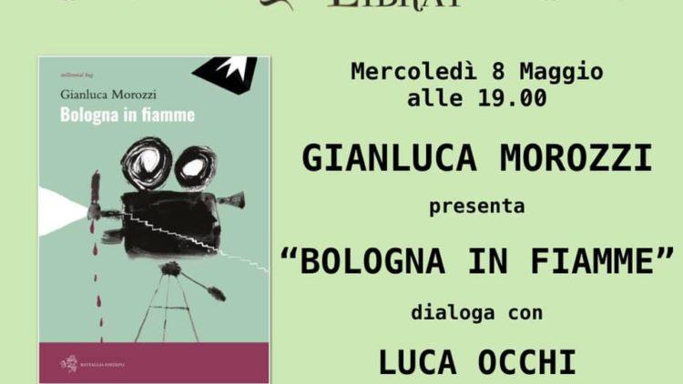 Presentazione di Bologna in fiamme presso SquiLibrai di San Lazzaro