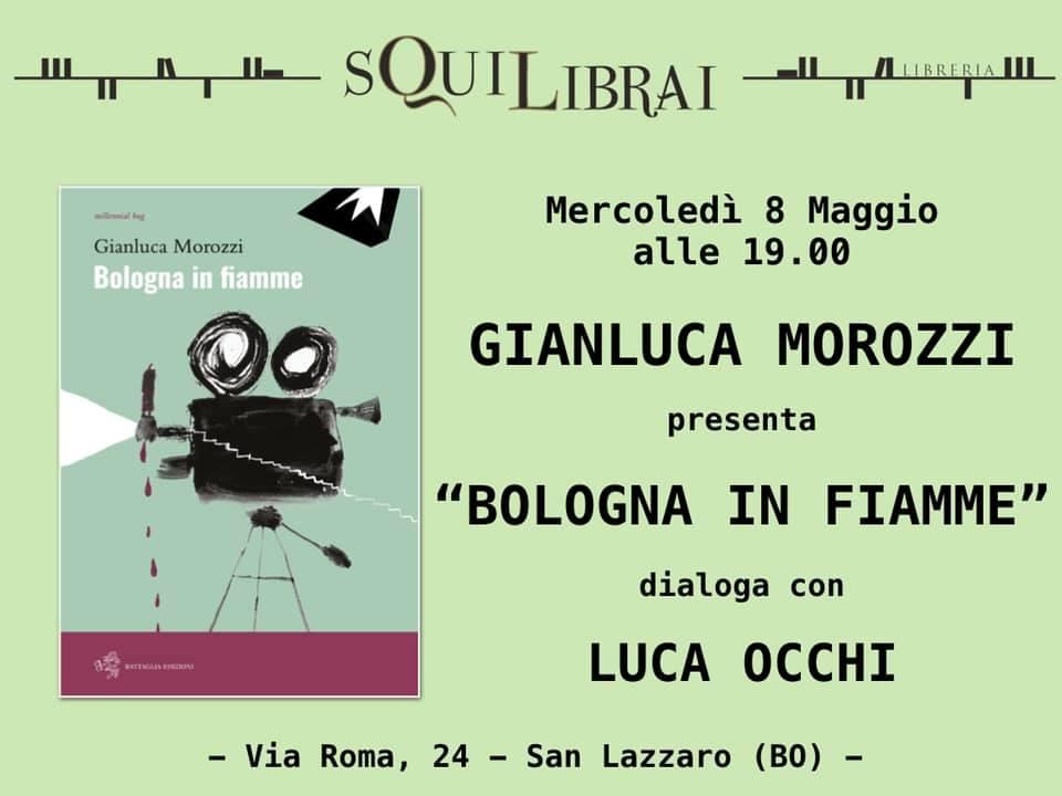 Presentazione Bologna in Fiamme Squilibrai