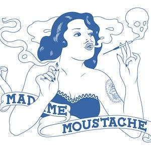 """""""Madame Moustache: quando il baffo è femmina"""" di Pee Gee Daniel"""