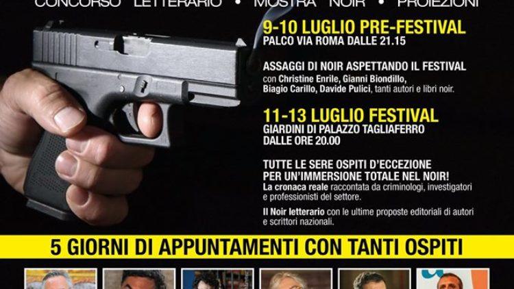 "Festival Ag Noir – ""Bologna in fiamme"""