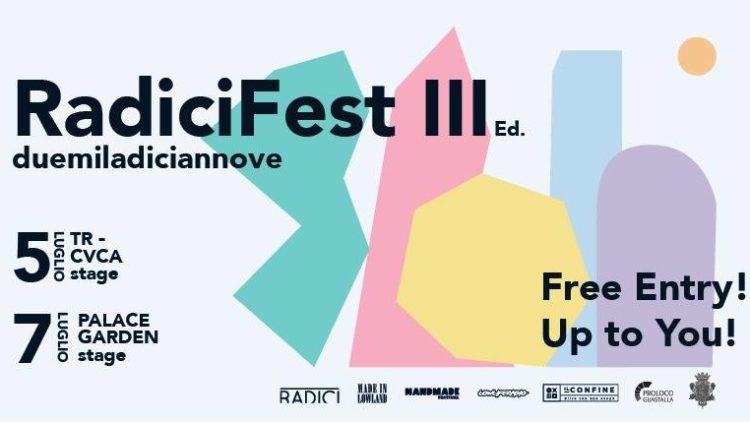 RadiciFest. III Ed.